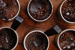 Free Turkish Coffee. Stock Photography - 55328022
