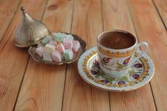 Turkish coffee Stock Image