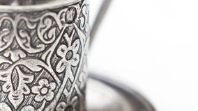 Turkish coffee cup Royalty Free Stock Image