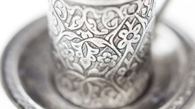 Turkish coffee cup Stock Photos