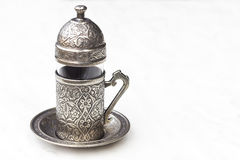 Turkish coffee cup Royalty Free Stock Photo