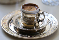 Turkish coffee Royalty Free Stock Photography