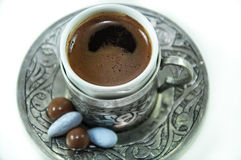 Turkish Coffee Stock Photography