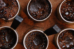 Turkish coffee. Stock Photography