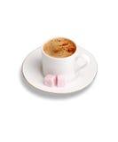 Turkish coffee single Stock Photography
