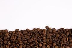 Turkish coffee on the white background. stock photo