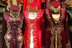 Turkish costume Royalty Free Stock Photos