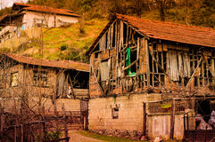 Turkish Countryside Environment Royalty Free Stock Photos