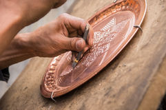 Turkish crafts Stock Photography