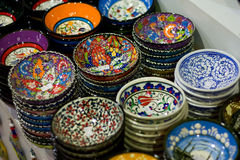 Turkish crafts. stock image