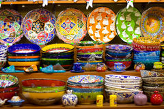 Turkish crafts. Stock Images
