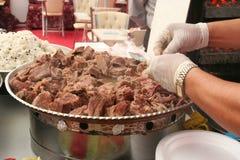 Turkish cuisine Stock Photography