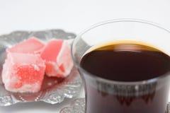 Turkish cup of tea Stock Photos