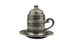 Turkish Cup of tea Royalty Free Stock Photos