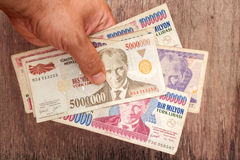 Turkish Currency Royalty Free Stock Image