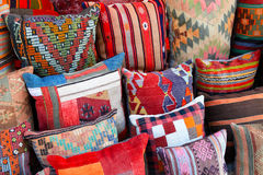 Turkish Cushions Royalty Free Stock Image
