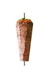 Turkish Döner Kebab Royalty Free Stock Photography