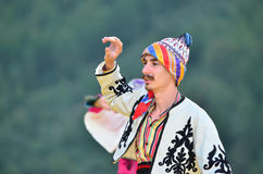 Turkish Dancers Stock Image