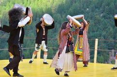 Turkish Dancers Royalty Free Stock Photos