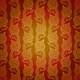 Turkish decorative pattern Stock Photography