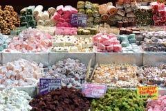 Turkish Delight stock photos