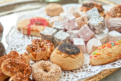 Free Turkish Delight Dessert Royalty Free Stock Image - 42949036