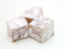 Turkish delight (lokum) confection Stock Photography