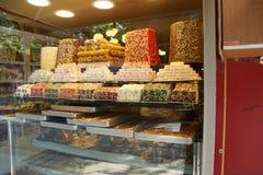 Turkish delight, lokum Royalty Free Stock Image
