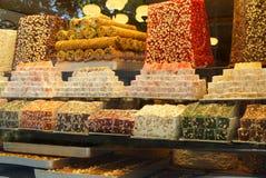 Turkish delight, lokum Royalty Free Stock Photo