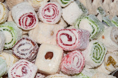 Turkish Delight, Royalty Free Stock Photo