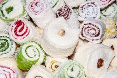 Turkish Delight, Royalty Free Stock Photos