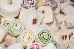 Turkish Delight, Stock Images