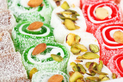 Turkish delight Stock Photography
