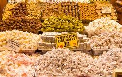 Turkish Delights Royalty Free Stock Photo