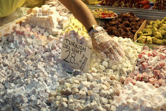 Turkish Delights Stock Photo
