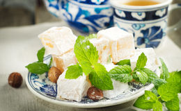 Turkish delights Stock Photography