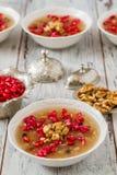 Turkish Dessert Ashura Stock Photography