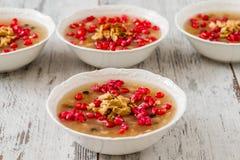 Turkish Dessert Ashura Stock Image