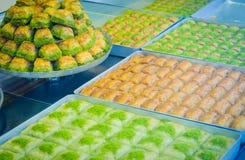 Turkish Dessert Royalty Free Stock Images