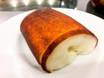 Turkish Dessert Kazandibi / Milk Baked Pudding Royalty Free Stock Image