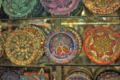 Turkish dishware Stock Photos