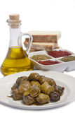 Turkish dolmades Stock Photo