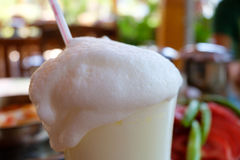 Turkish drink, Ayran Royalty Free Stock Photo