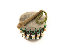 Turkish Drum Isolated Stock Image