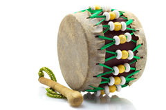 Turkish Drum Isolated Stock Photography