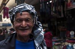 Turkish elderly man Royalty Free Stock Image