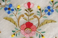 Turkish embroidery Royalty Free Stock Photography