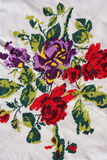 Turkish embroidery Stock Photo