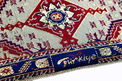 Turkish embroidery Royalty Free Stock Photo