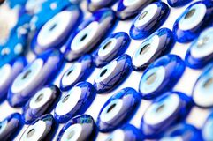 Turkish Evil Eye Beads Royalty Free Stock Image